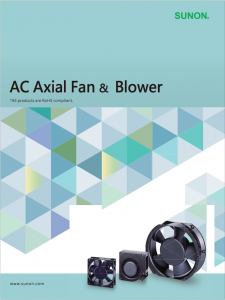 AC Axial Fan & Blower